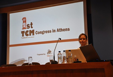 1st TCM Congress in Athens 2011